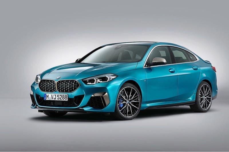 Najnowsze modele samochodów BMW